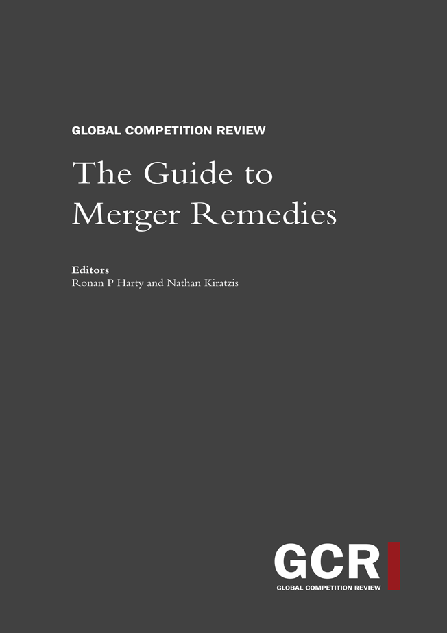The Guide to Merger Remedies