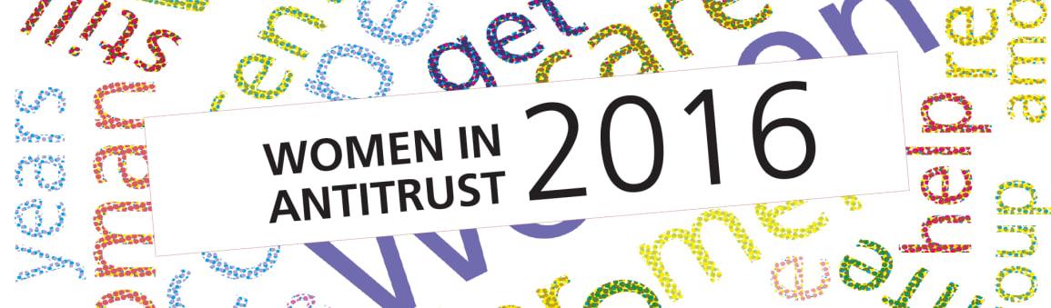 Women in Antitrust 2016