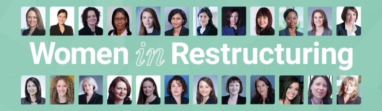 Women in Restructuring 2017