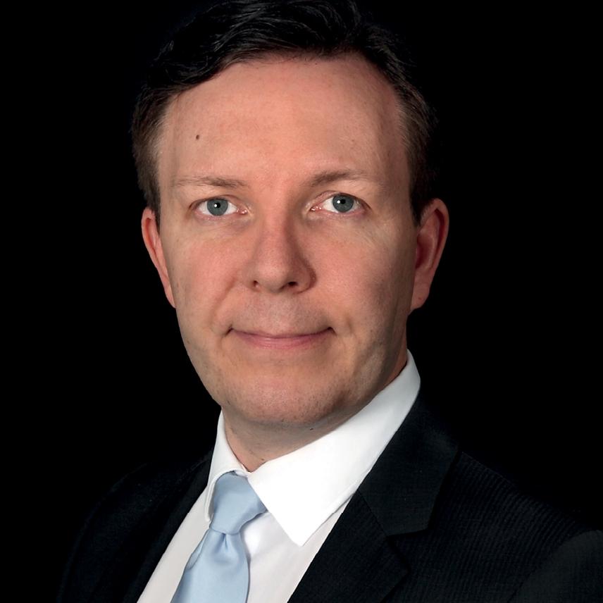 Thomas Mølsgaard, legal and trademark director