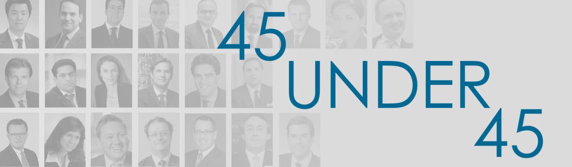 45 Under 45 2011